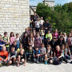 Ausflug in die Welt der Römer