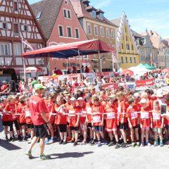 Unsere Schule beim Altstadtlauf