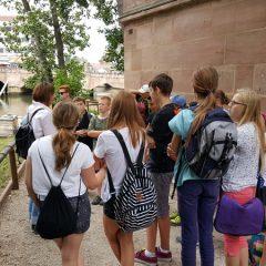 6a auf Oskars Spuren in Nürnberg