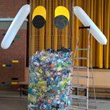 Müllmonster – Spende für Aria